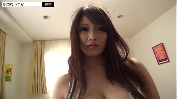 【素人】長身で肩幅の広い巨乳娘と濃厚なセクロス!