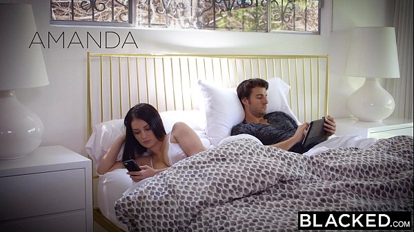 10 Min BLACKED Amanda Lane Has Her First Interracial Experience