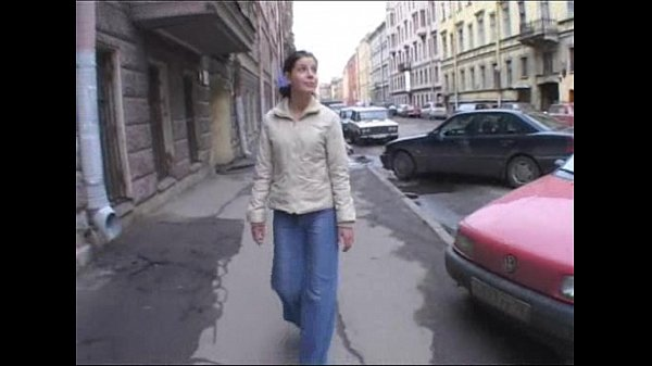 Girl On Way Home Part 1
