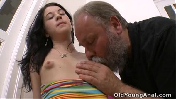 pics of old man licking young girls nipples