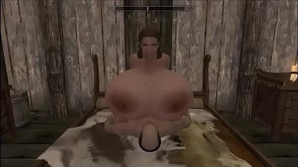 sex skyrim video