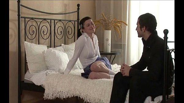 Hot Russian Amateur Teen Couple...