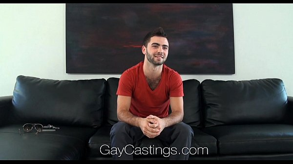 HD GayCastings Josh Hairy asshole is pounded by the casting agent