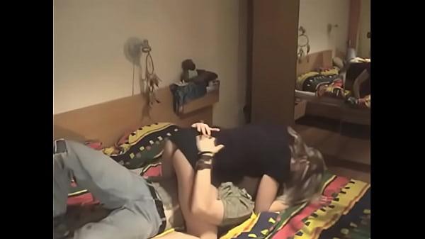 Videos de Sexo Tia safada ensinando o sobrinho a foder gostoso