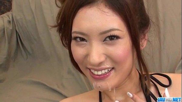 【無修正】KIRARI 50 ~セレブ妻の淫乱生活~ 春日由衣 の無料エロ動画