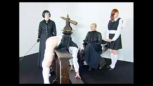 ,Velvet,Cane,spanking