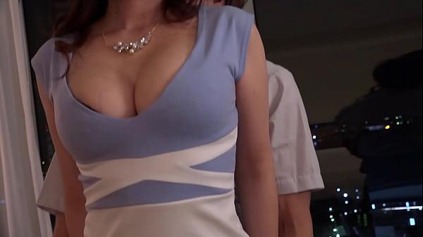 巨乳で欲求不満そうなアラサー美女の性欲が爆発した瞬間は最高