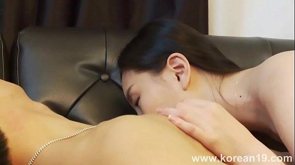 Korea girl massage for Boss(little Sex) and ...