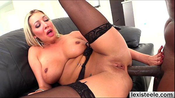 5 min Hot blonde pornstar pounded in doggystyle by a black anaconda porn sex