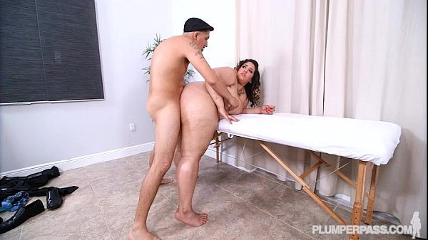 Bbw chevy cobain is oiled massaged and fucked - 2 part 8