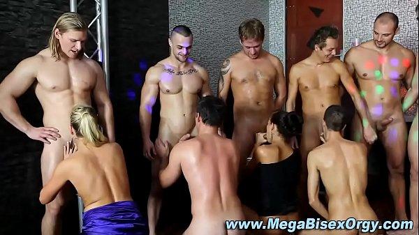 Fours sperm fertile pussy