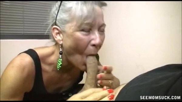Boy first time milf