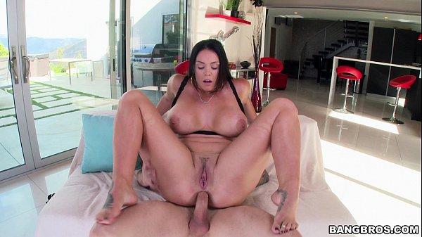 Порно анал с грудастой красоткой нд фото 252-543