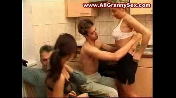 Russian Family Orgy Sex...