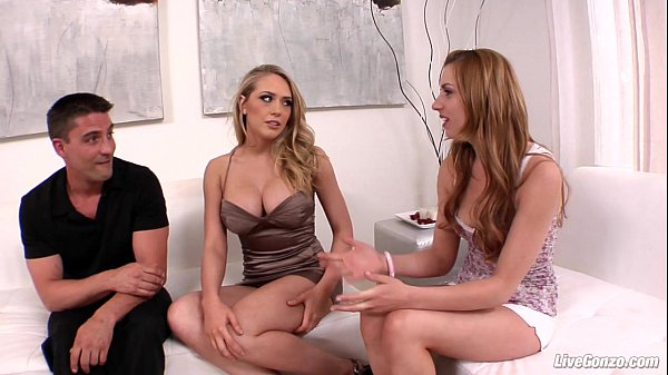 image Livegonzo kagney linn karter sexy babe getting fucked