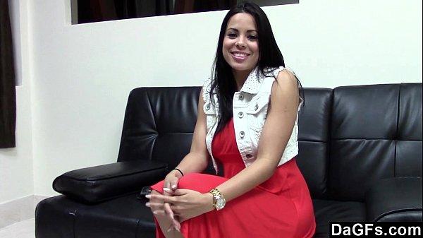 porno casting latinas x