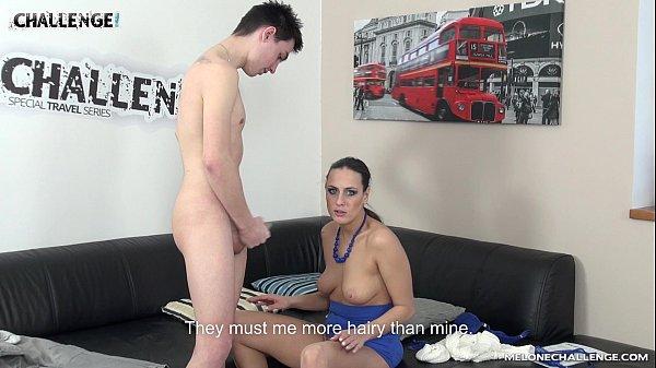 Парень на порно кастинге не кончил