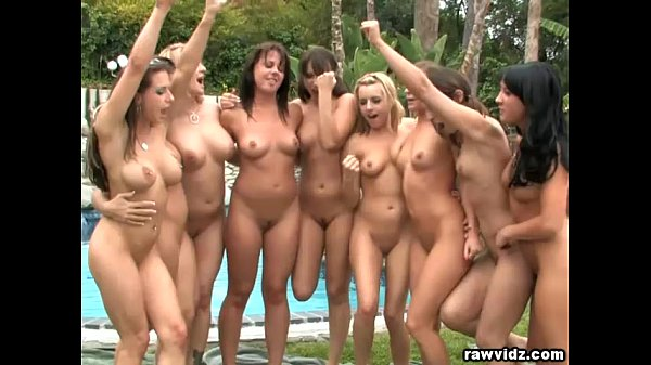 Outdoor Fuck Orgy Where Gender Is No Issue
