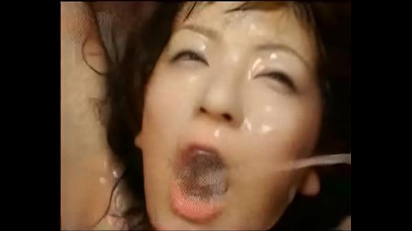 持田茜を緊縛拘束してもの凄い勢いでイラマチオを繰り返す