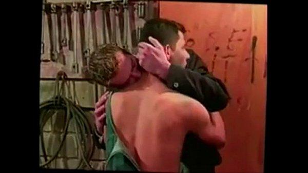 married man on honeymoon fucks a lad...