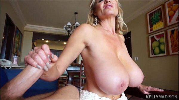 Body Minka Husband sucking big tits
