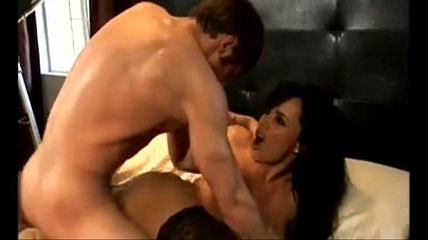 Lisa Ann Seduces A Young Man...