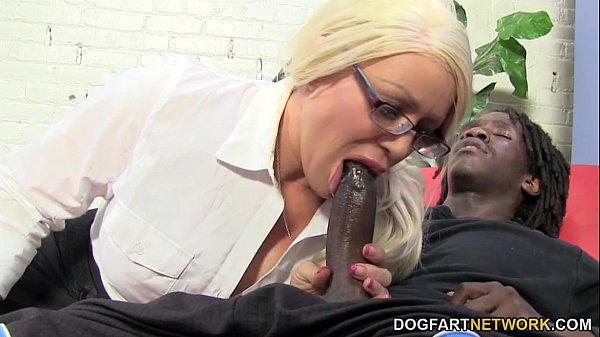 Naughty Teacher Sucking Her Student's BBC And Taking It From Behind