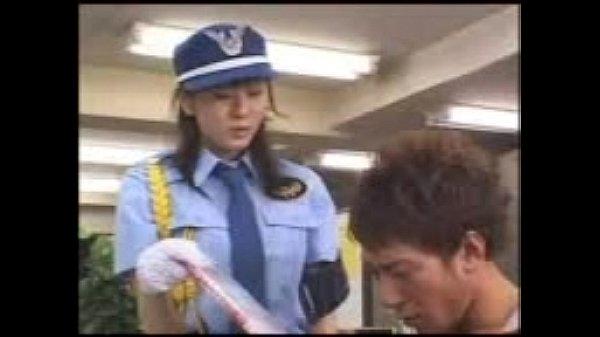 【麻美ゆま】痴女警備員が万引き犯を誘惑してガンガンセックス!