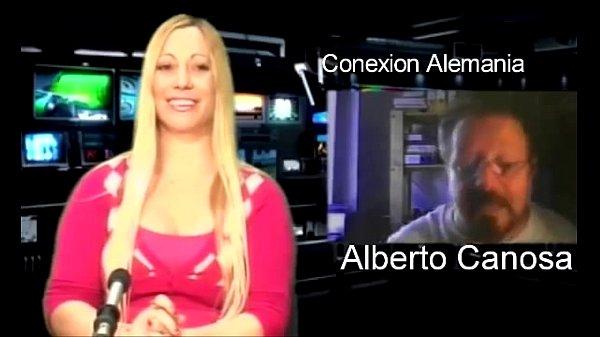 Pili Reyes Home Webcam with Alberto Canosa 2...