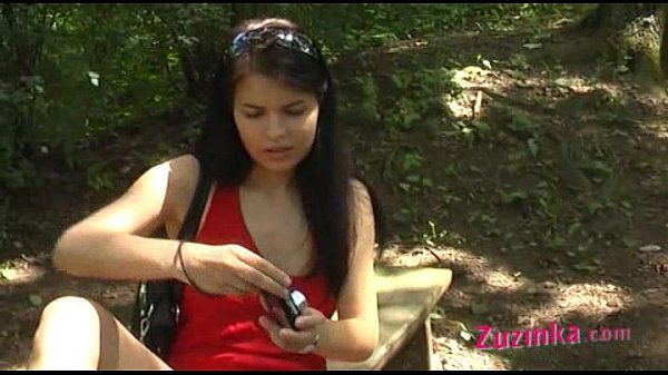The red dressed girl at the park part 3...