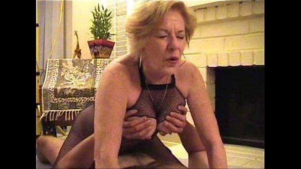 Busty women in thongs