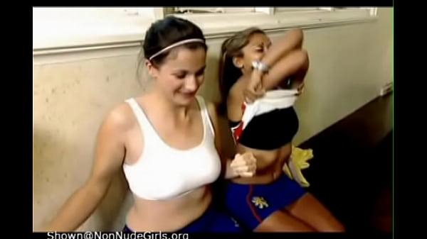 Nude russian blonde bella