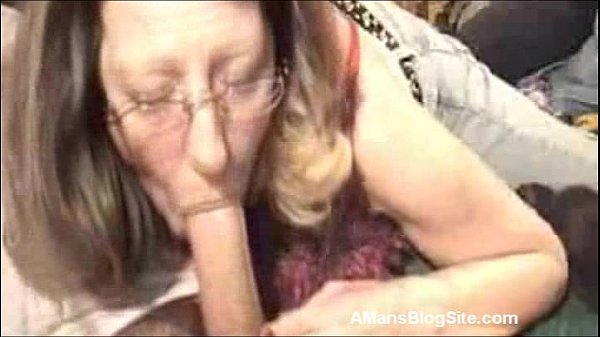 Went clips cum granny blow beautiful Love how
