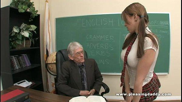 секс с учительницей русское видео