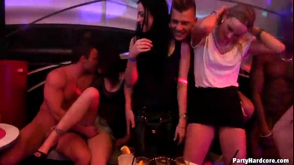 Awesome Sex Party