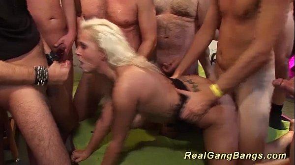 German swinger orgy
