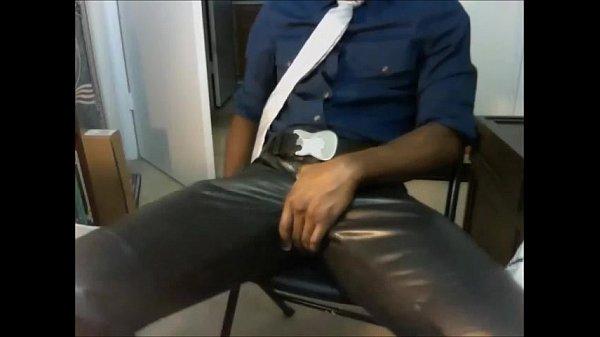 Big cock and black tranny