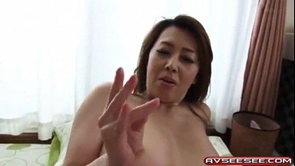 XVIDEO 風間ゆみ 巨乳熟女中出しセックス