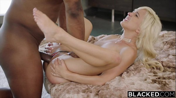 First interracial Eliza Jane hardcore time for her with black cock