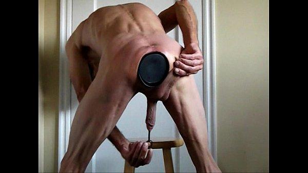butt in gay plug boys Huge