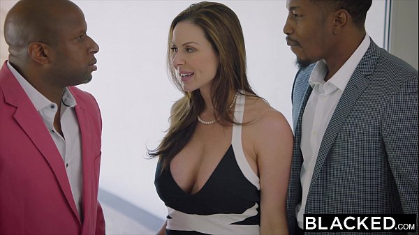 Blacked hot trophy wife fucks bbc in husband039s bed 10