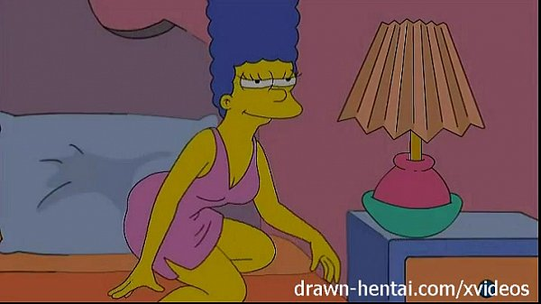 Lois folla marge simpson