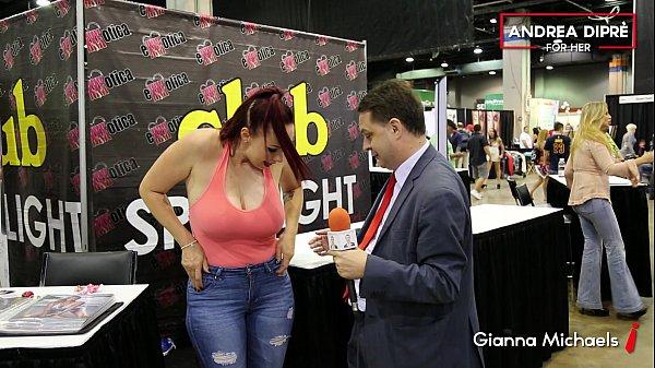Sara Tommasi video porno con Andrea Diprè!  XVIDEOSCOM