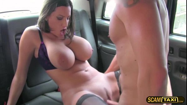 Have hit Sexy girls fucking in backseat