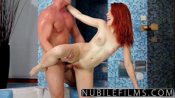 image Nubilefilms amarna millers intense hot tub fuck