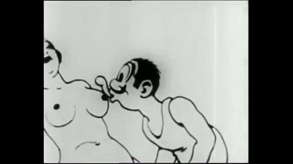 100年前のエロアニメがヤバ過ぎて震えてる。ケモナー、獣姦、ホモセックス、兜合わせ...ペニスが走って逃げるシーンなどは「えの素」のプロトタイプと言っても過言ではない。こんなに要素を詰め込んでるにも関わらず6分半で見事に纏めている。