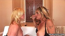 Ginger Lynn And Debi Diamond Make Sweet Lesbo Love
