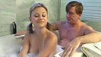 Bathing With Step Daddy