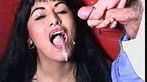 JASMIN From Cohf Recieves Facials Bukkake Sperm...