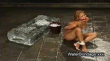 Free water bondage videso